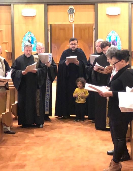 Lenten Service