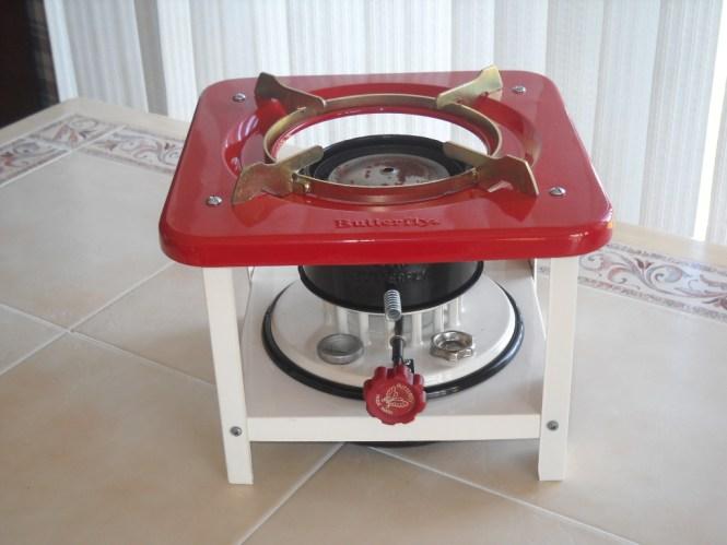 Portable Kerosene Stove 3 Litre Silver