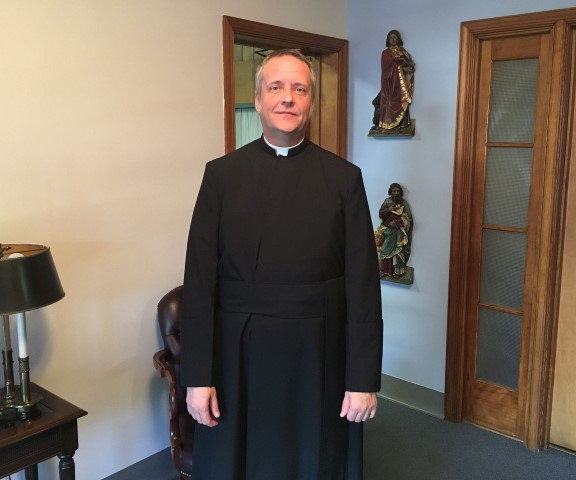 A Message from Our Pastor, Father Scott Sterowski