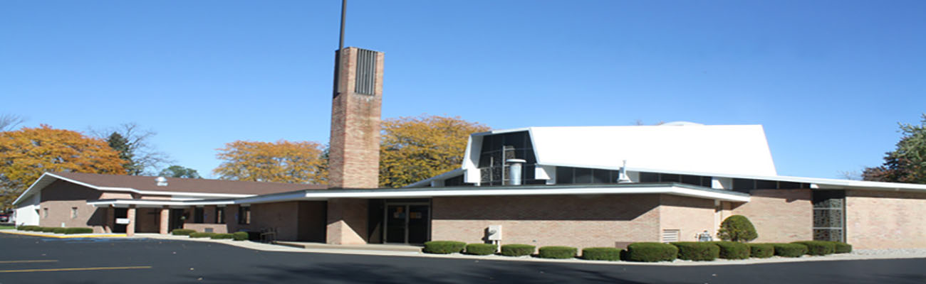 St. Paul the Apostle Church - Ithaca, MI