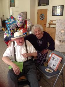 Joe Welden 90th Birthday Party