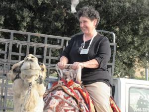 Karen Blye McAbee Israel Trip March 2015