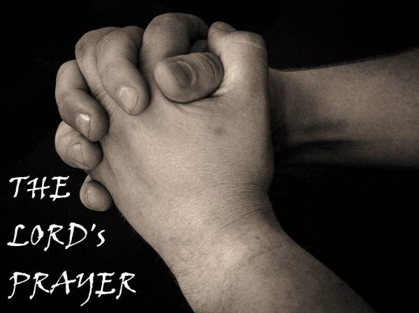 9am - 1 before lent (The Lord\'s Prayer 1) Image