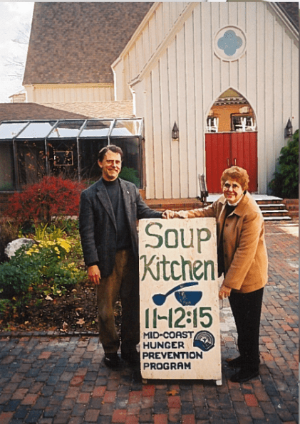 Soup Kitchen - St Paul Supports