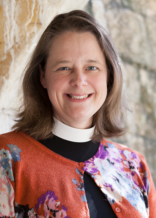 The Rev. Nancy J. Vaders, Director of Outreach Ministries