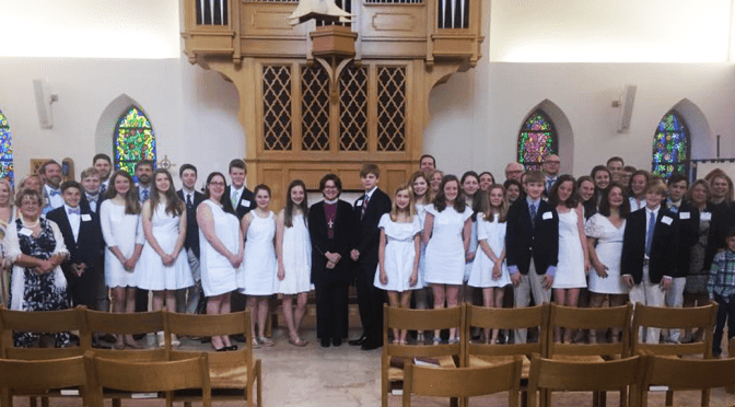 Confirmation Information Sessions