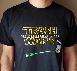 Trash Wars T-Shirt