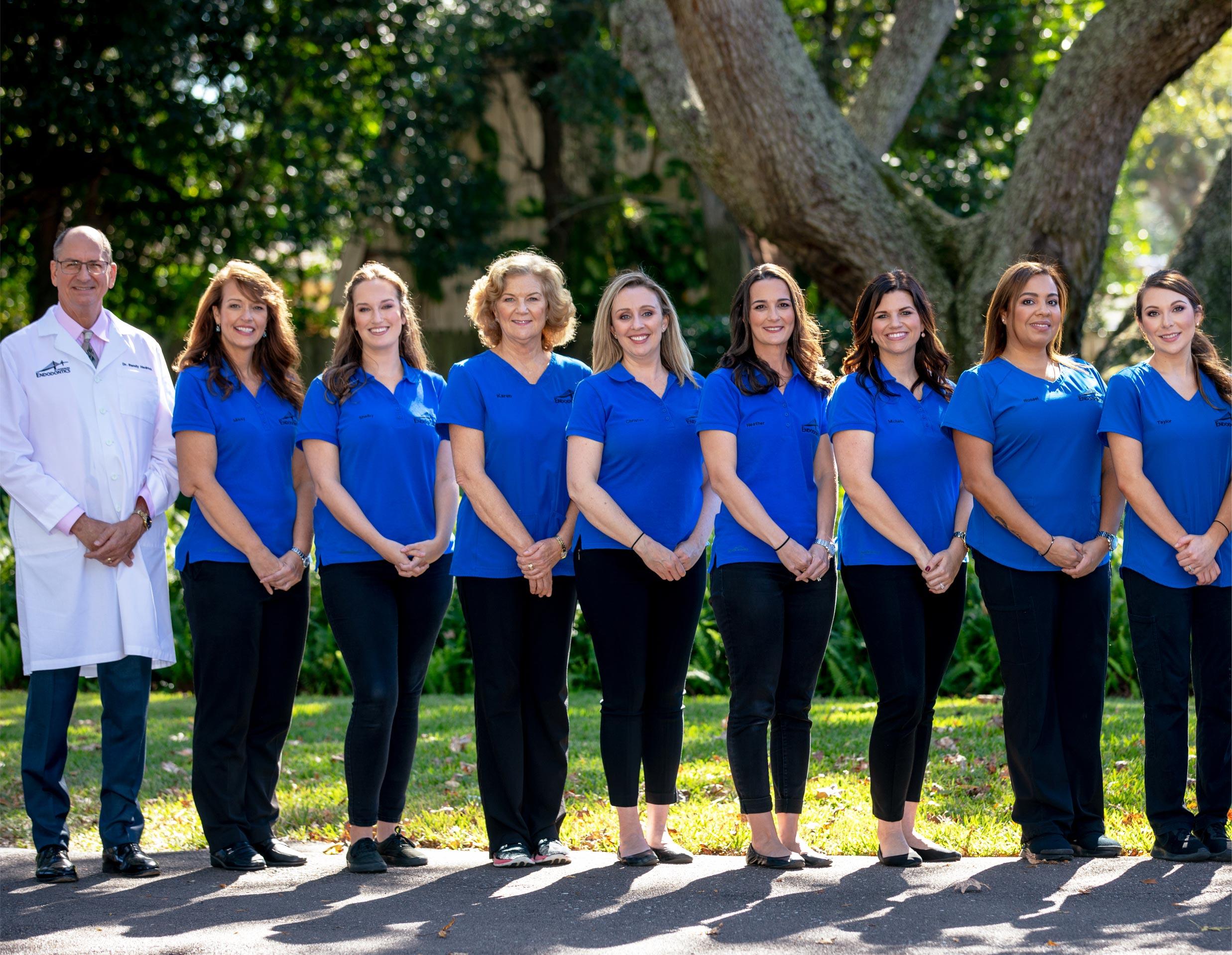 St. Petersburg Endodontics Staff