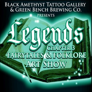 St Pete Tattoo Legends Art Show Chapter 3 for Instagram