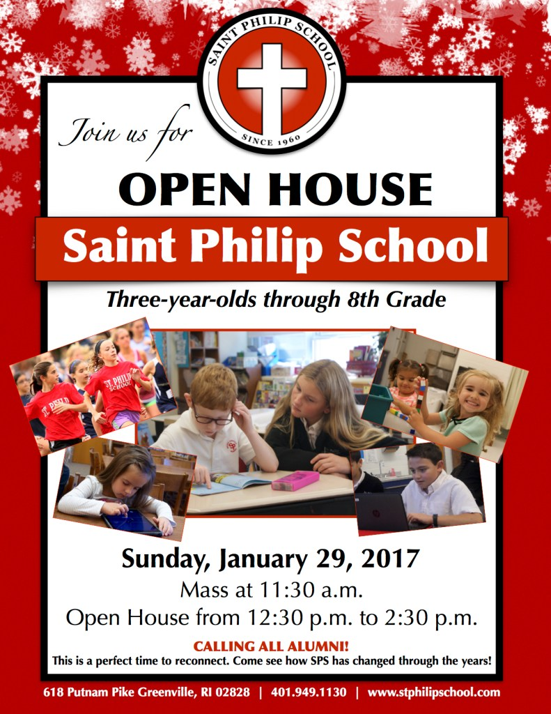 saint-philip-school-winter-open-house-ad