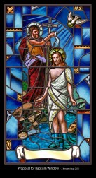 baptism window design