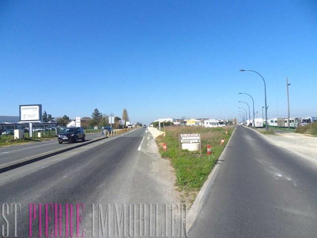 terrain niort avenue de limoges st pierre immobilier