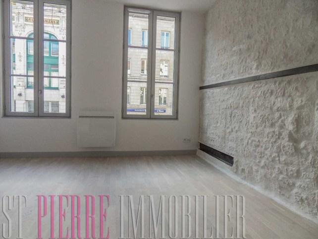 appartement standing neuf niort
