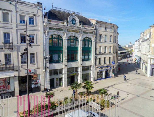 immeuble a renover rue victor hugo niort