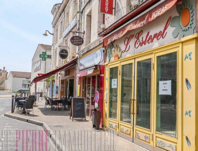 Immeuble rue Baugier a Niort