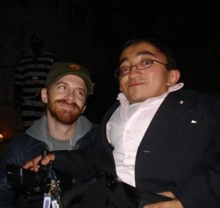 171 some party with Seth Green