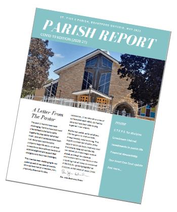 Parish Report Cover Image