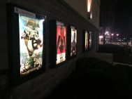 Outside AMC Theaters ready for a great Spring Break. Photo by: Sarah Abney