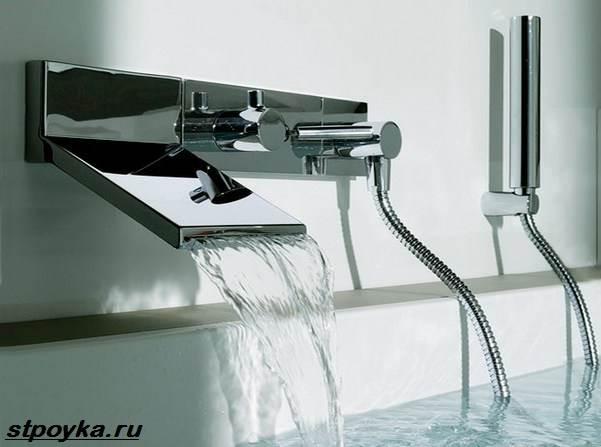 Як вибрати змішувач на ванну?
