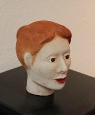 Stefanie Preus - Frauenkopf - verkauft