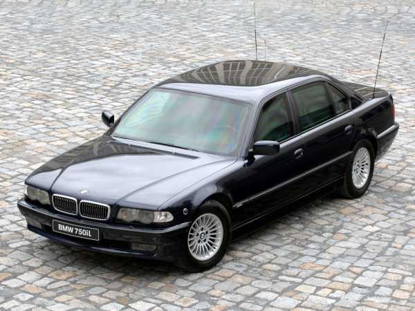Фото бмв 38 кузов – BMW 7 series BMW 740iA Черный Хищник ...