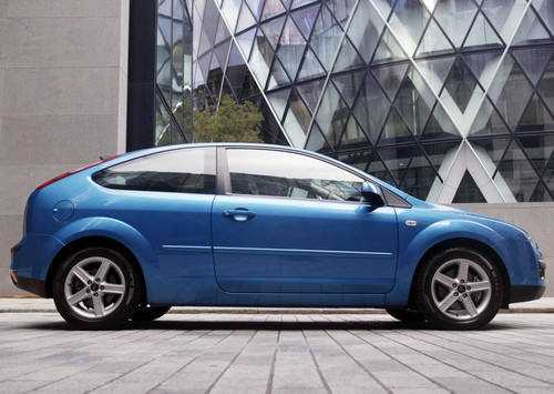 Фото форд фокус 2 хэтчбек синий – Ford Focus Sedan Синий Седан