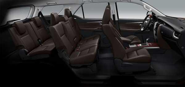 Тойота фортунер 2019 технические характеристики ...