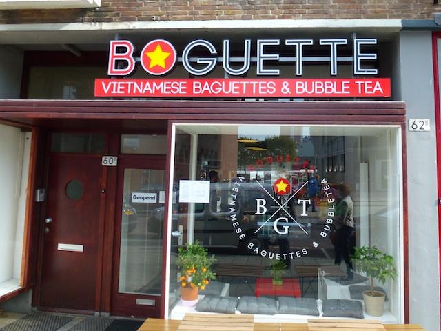 Vietnamese Baguettes