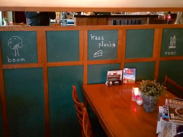Leesplank-menu