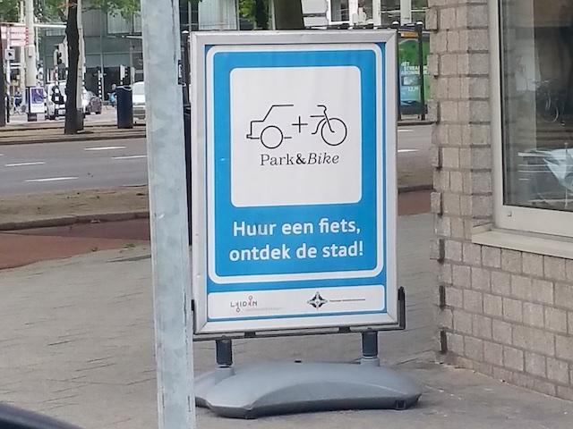 Park & Bike