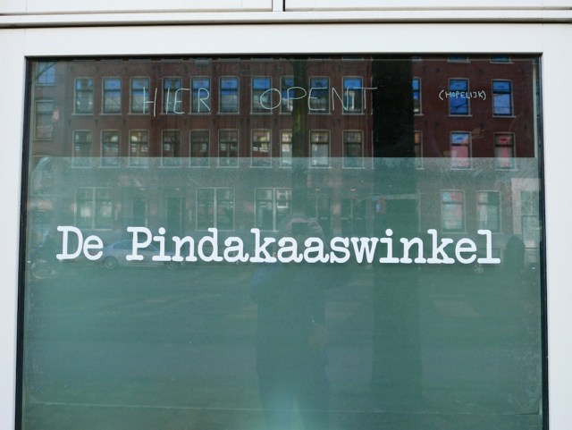 De Pindakaaswinkel