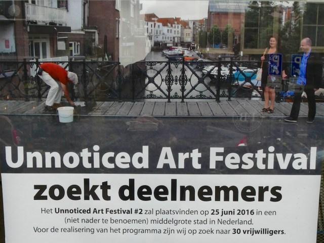 unnoticed art