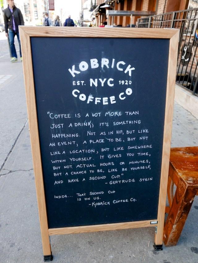 Literaire koffie