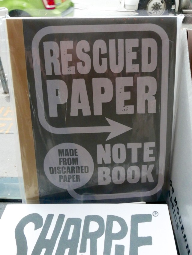 Rescued Paper