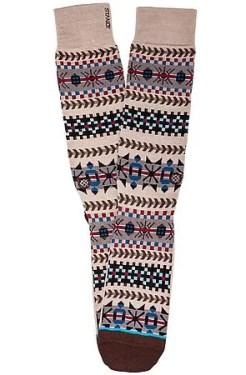 Stances Socks - The Hayes Socks in Tan (US$18)