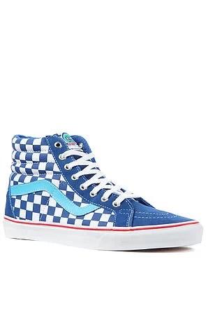 Vans - The Vans x Haro Sk8-Hi Reissue Sneaker in Freestyler Blue (US$44.95)