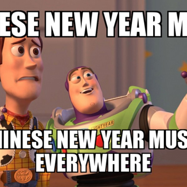 10 Memes About The Things We Don't Look Forward To Every Chinese New Year