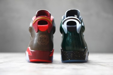 Air Jordan 6 Championship Cigar and Champagne Pack