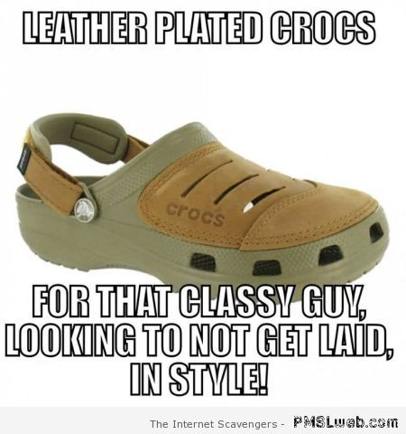 5-leather-plated-crocs-meme