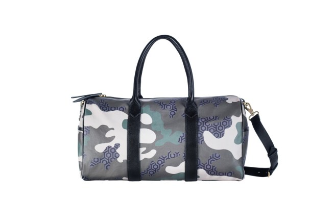Voyage Duffel-Camouflage Green $479