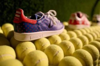 Pharrell Williams And Adidas Celebrate Collaboration