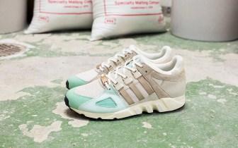 """Sneakersnstuff x adidas Originals EQT Running Guidance 93 """"Malt"""""""