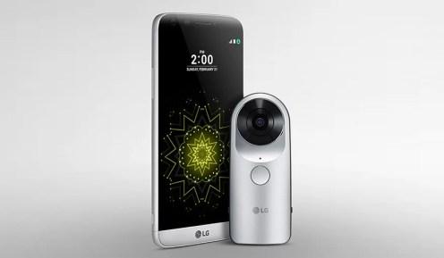 LG G5 (360 Cam)