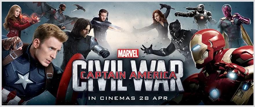 Marvel's Captain America: Civil War Festival