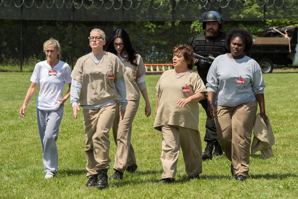 Orange is the New Black: Season 4 episode 1
