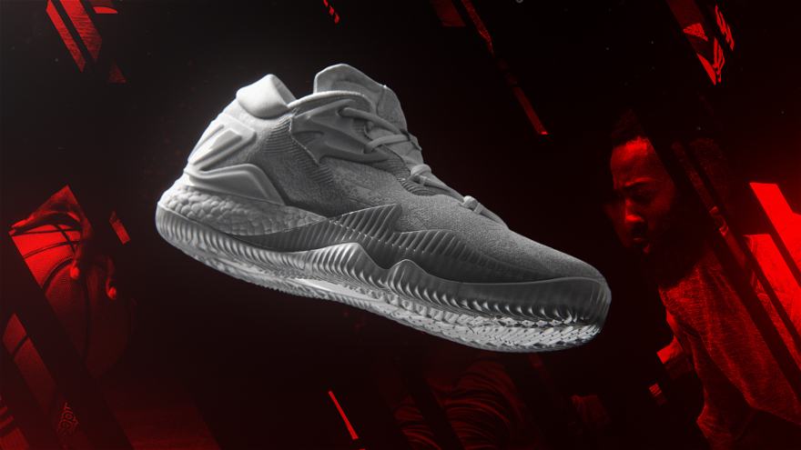 James Harden Gets New adidas Crazylight Basketball Shoes