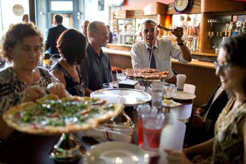 Barack Obama's Candid Moments, as Captured by White House Photographer