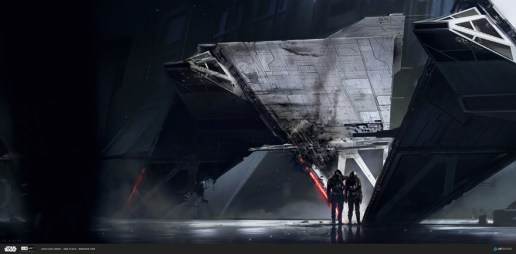 ILM Challenge Brings Out the Best Star Wars Concept Art Yet