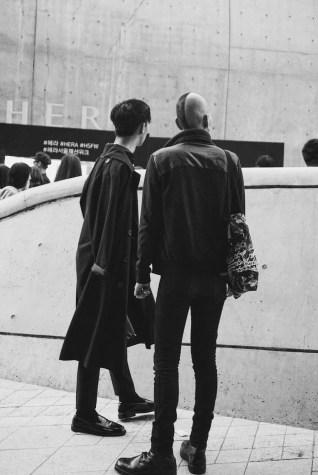 Seoul Fashion Week: Street Style, 17-21 October 2016