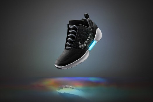 Nike's HyperAdapt Sneaker Will Cost You US$720